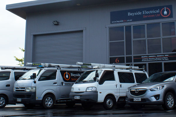 bayside electrical fleet